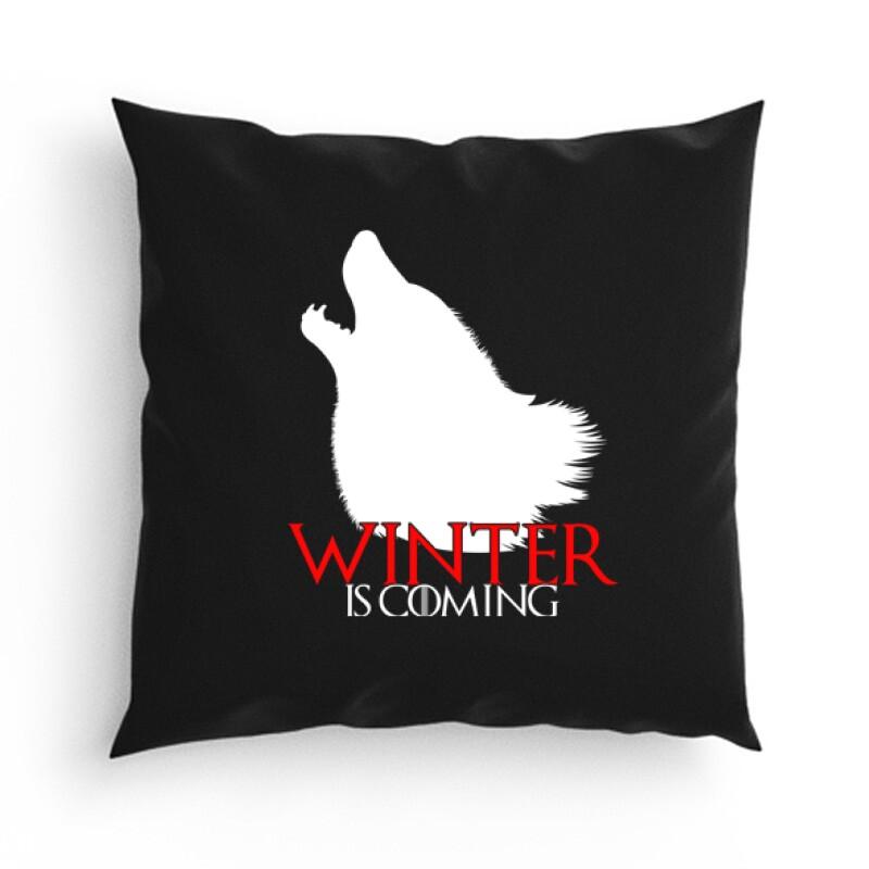 GOT Winter is coming Párna