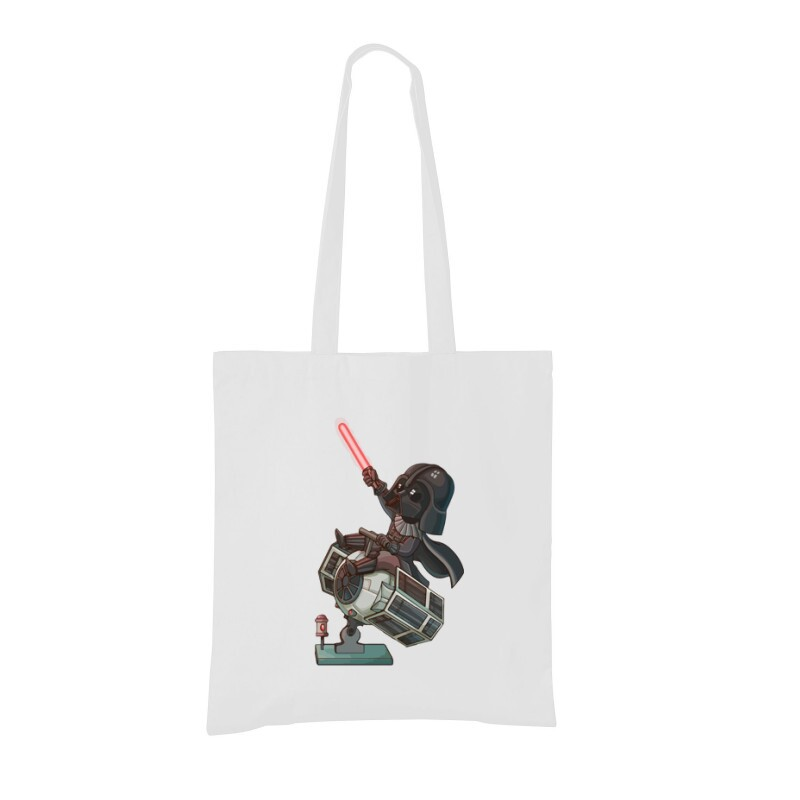 Vader & Tie fighter Bevásárló Táska