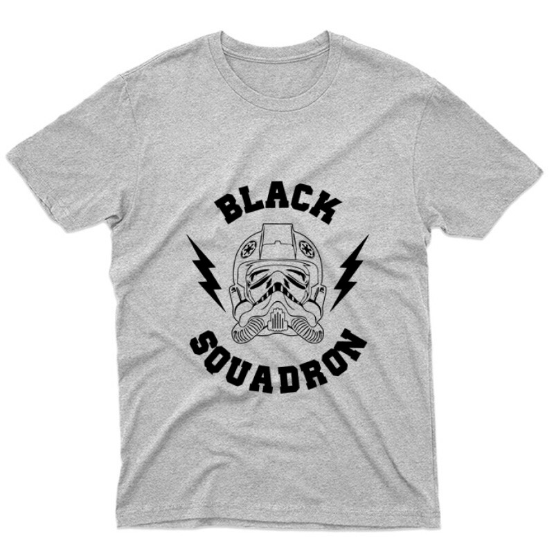 Black Squadron Unisex Póló