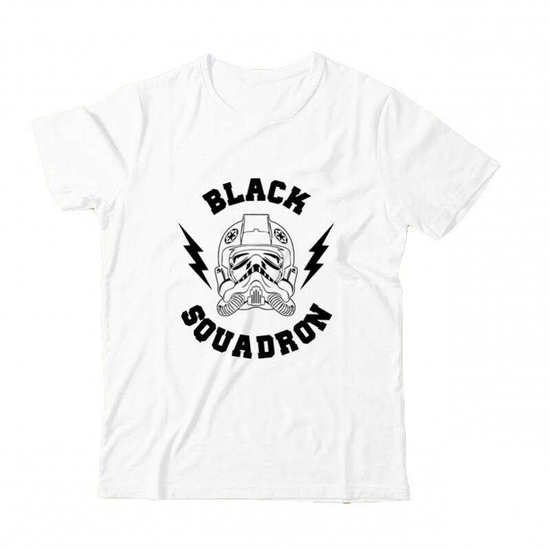 Black Squadron Gyermek Póló