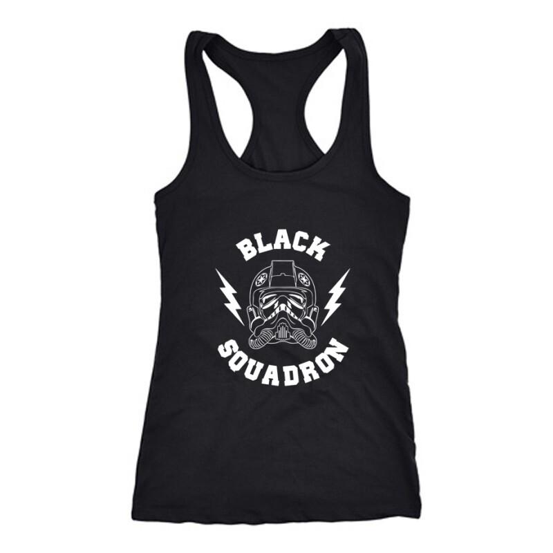 Black Squadron Női Trikó