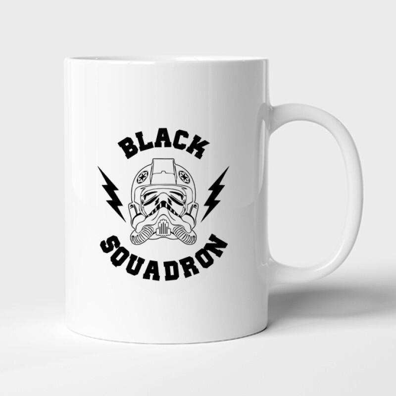 Black Squadron Bögre