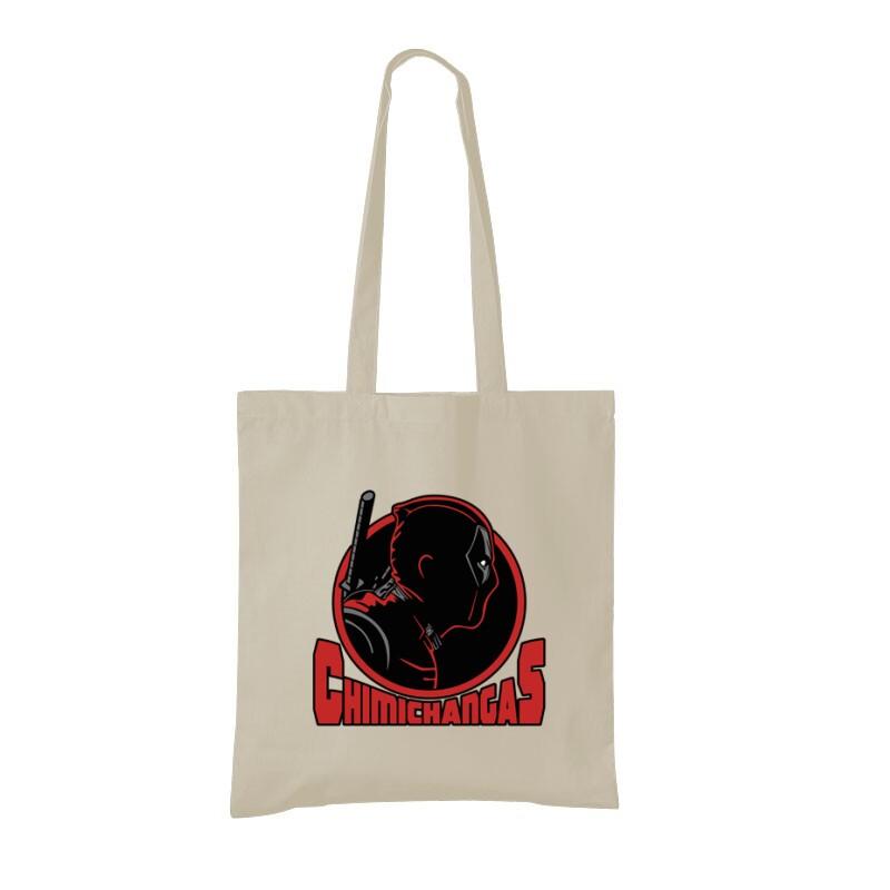 Deadpool chimichangas Bevásárló Táska
