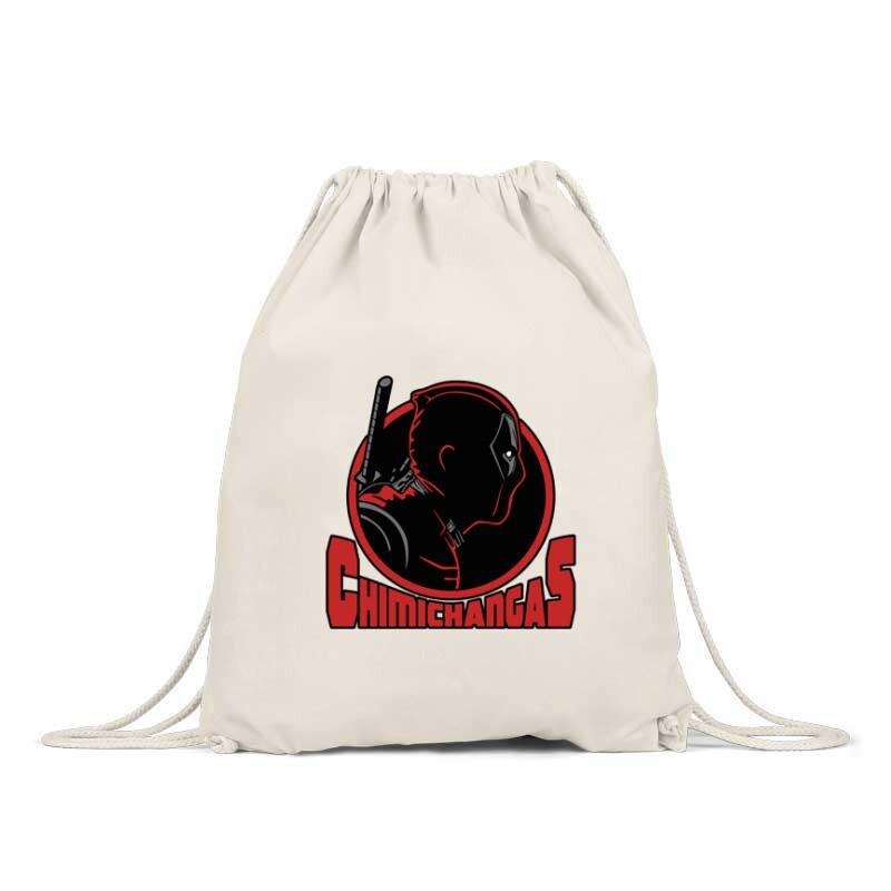 Deadpool chimichangas Hátizsák