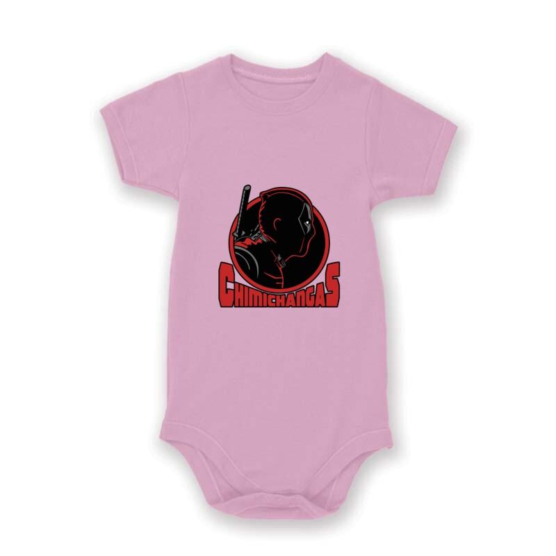 Deadpool chimichangas Baby Body
