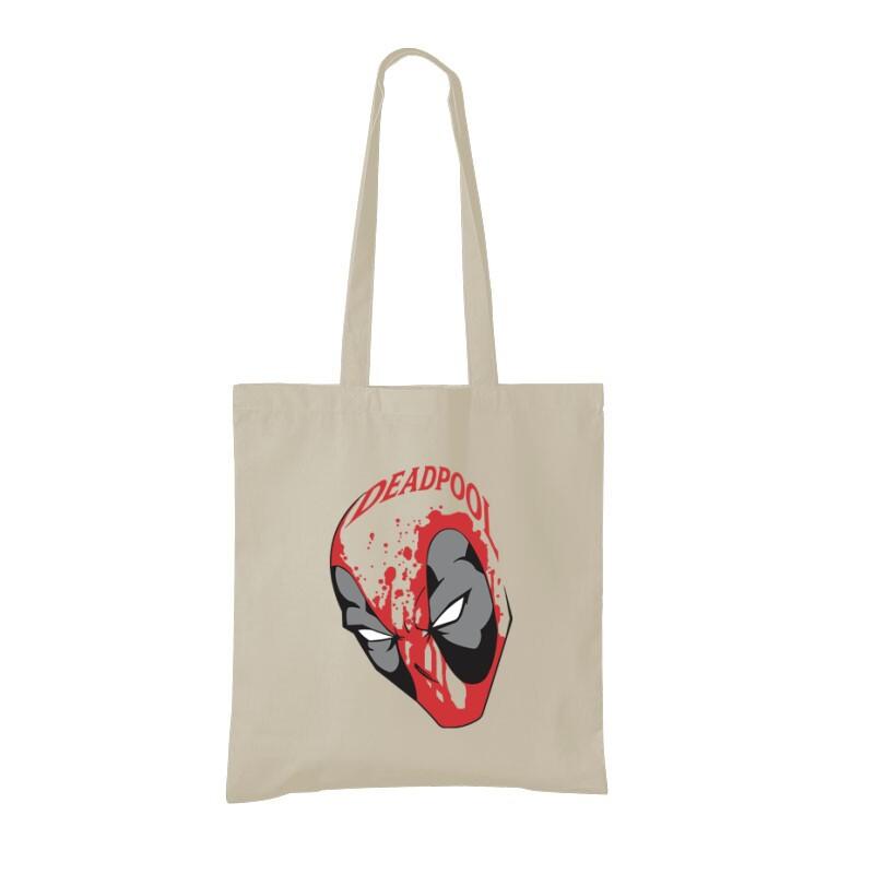 Blooded Deadpool Bevásárló Táska