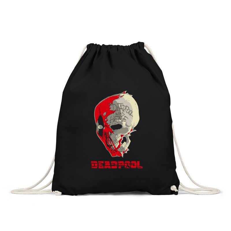 Deadpool Skull Hátizsák