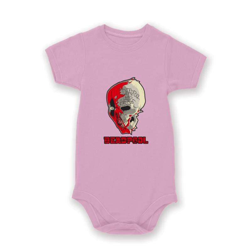 Deadpool Skull Baby Body