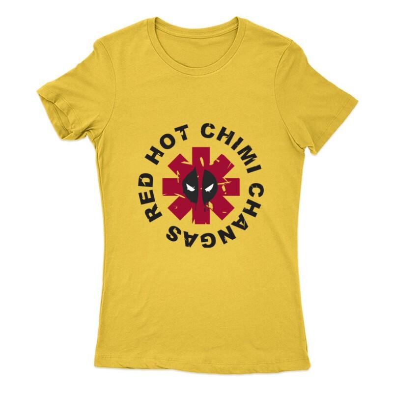 Red hot Chimichangas Női Póló