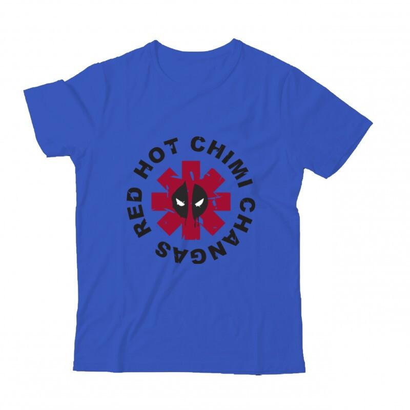 Red hot Chimichangas Gyermek Póló