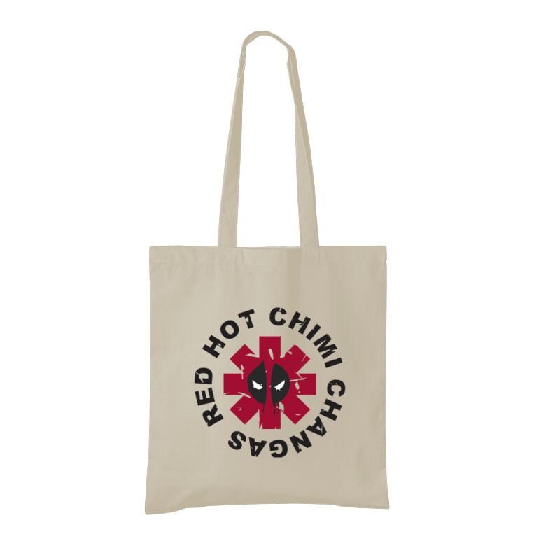 Red hot Chimichangas Bevásárló Táska