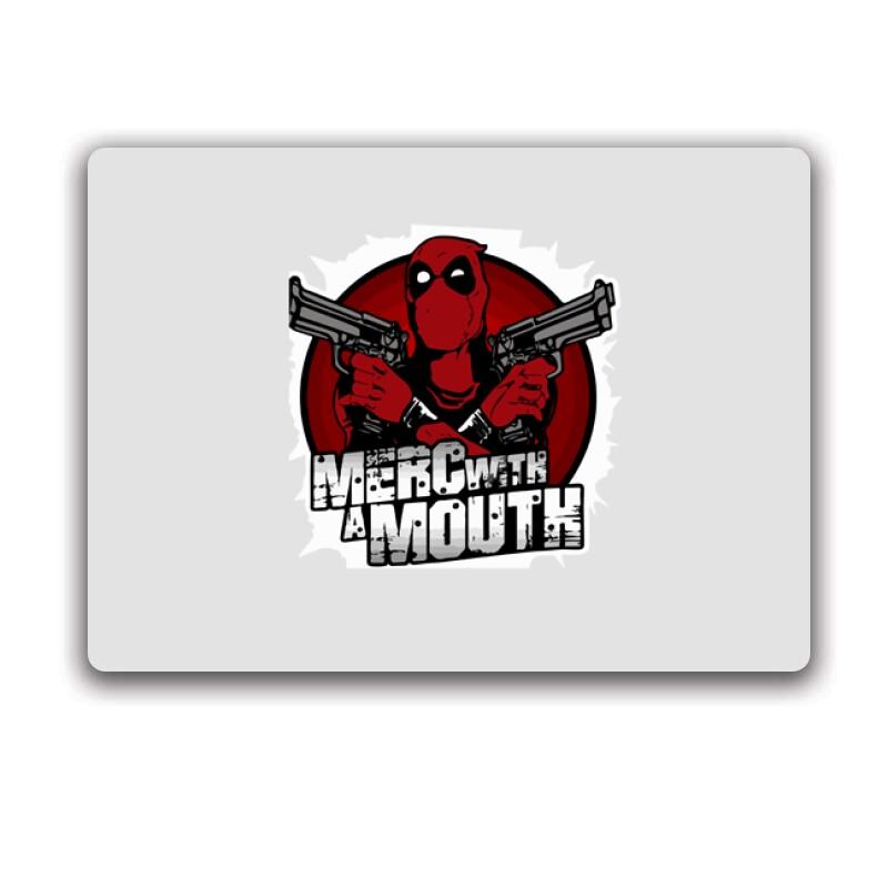 Merc with a mouth Egérpad