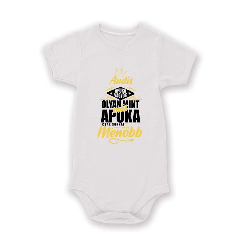 Audis Apuka Baby Body