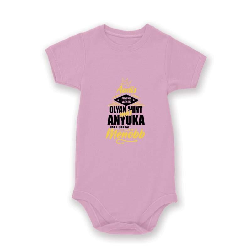 Audis Anyuka Baby Body