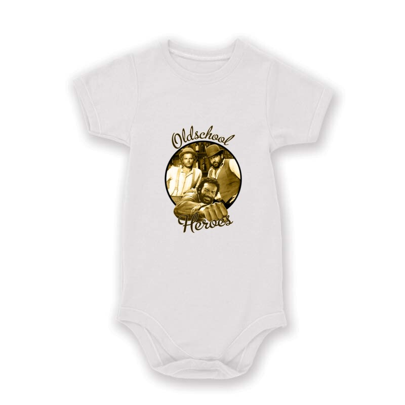 Vintage Heroes Baby Body