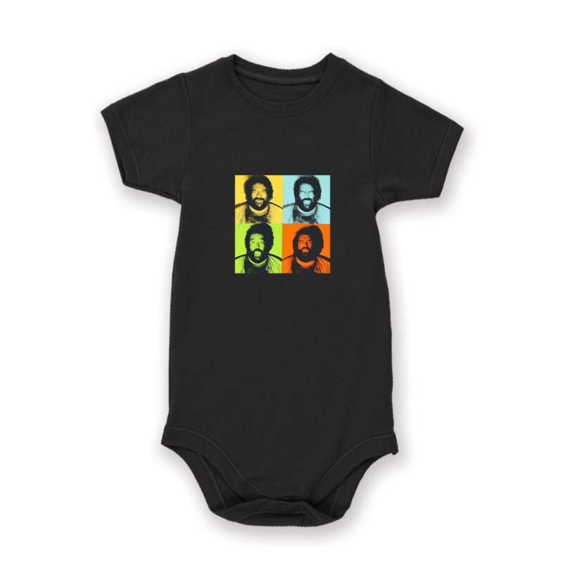 4 color Baby Body