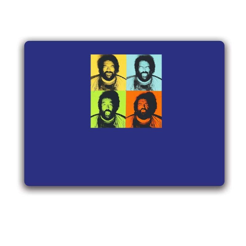 4 color Egérpad