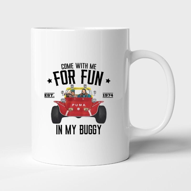 Im My Buggy Bögre