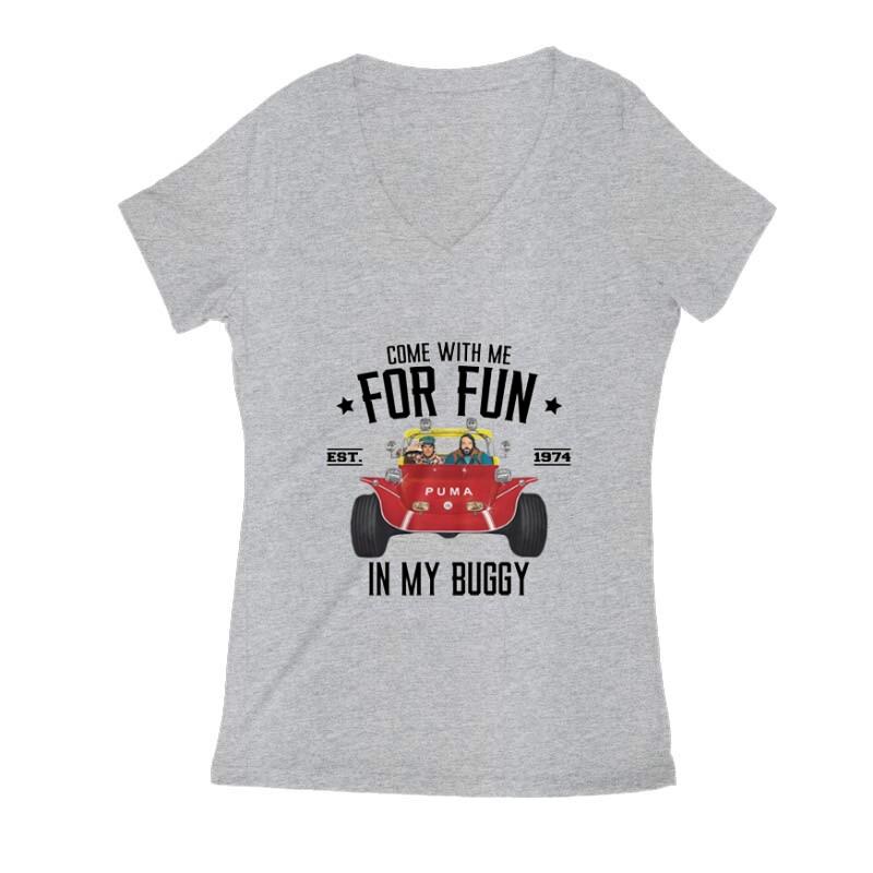 Im My Buggy Női V Kivágott póló