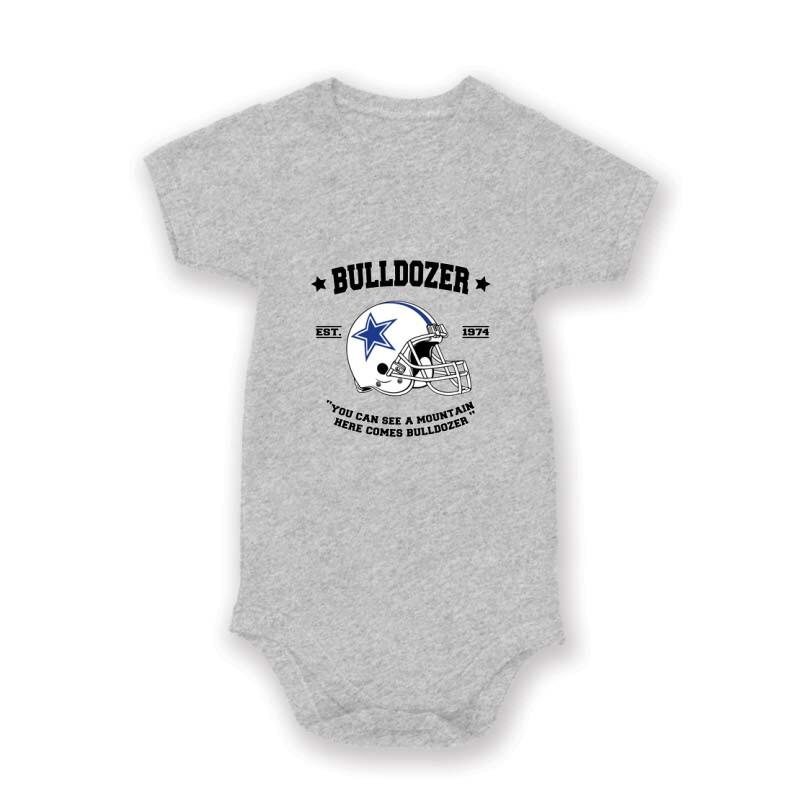 Here comes Bulldozer Baby Body