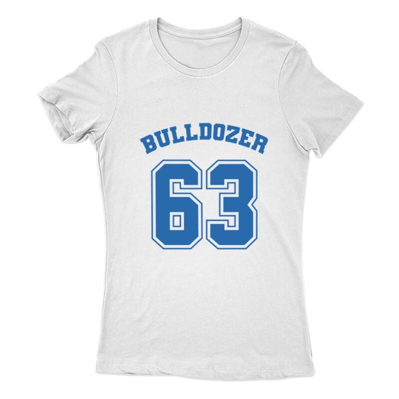 Bulldozer Női Póló