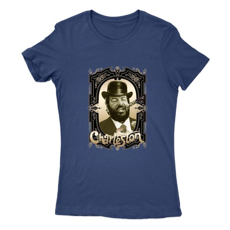 Charleston Vintage Női Póló