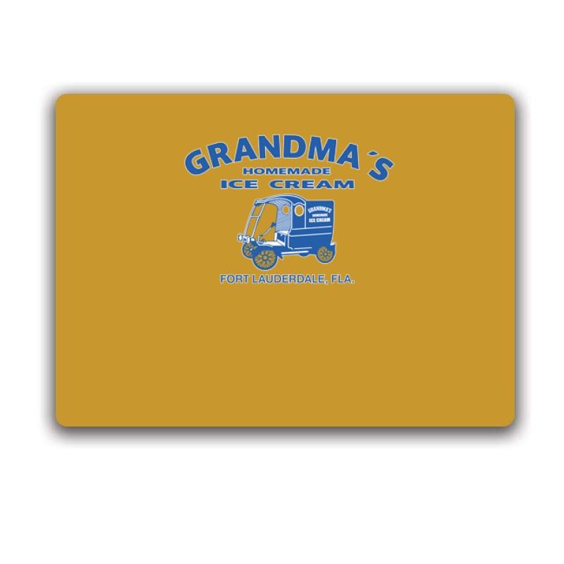 Grandma's homade ice cream Egérpad