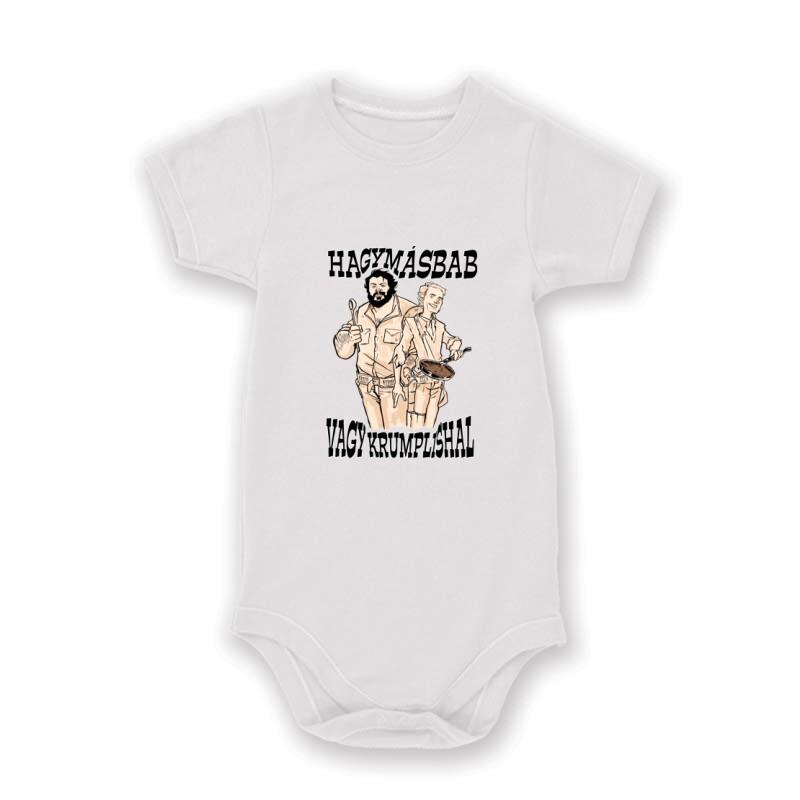 Hagymásbab vagy krumplishal western Baby Body