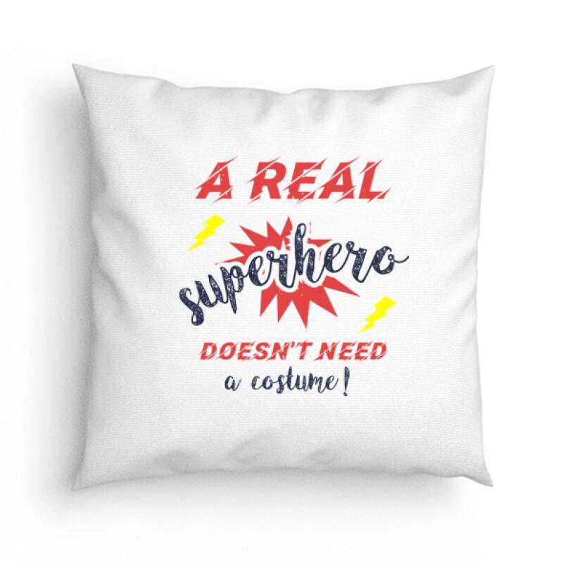 Real Superhero Párna