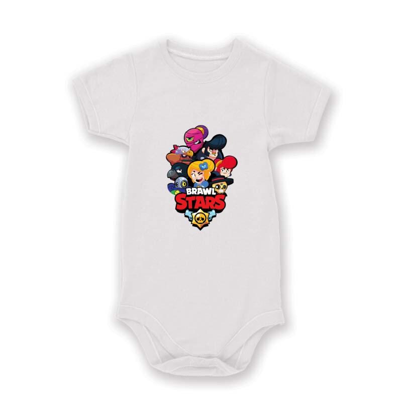 Brawl Stars Character Baby Body