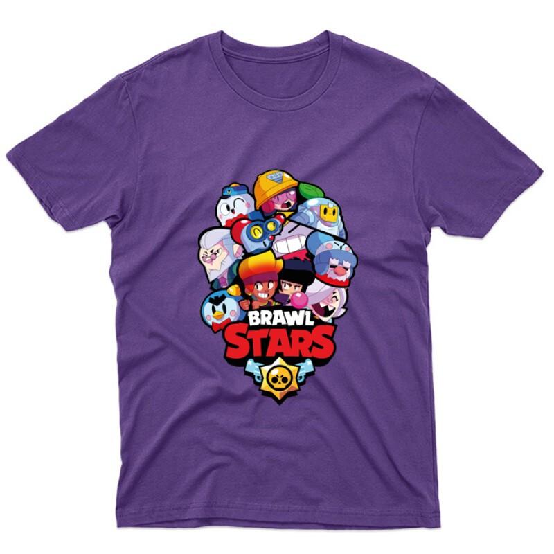 Brawl Stars Character 2 Unisex Póló