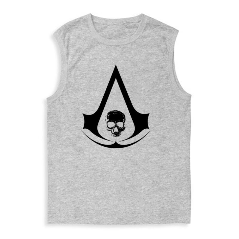 Assassins Creed 4 Black Flag Férfi Trikó