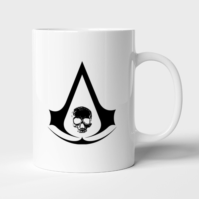 Assassins Creed 4 Black Flag Bögre