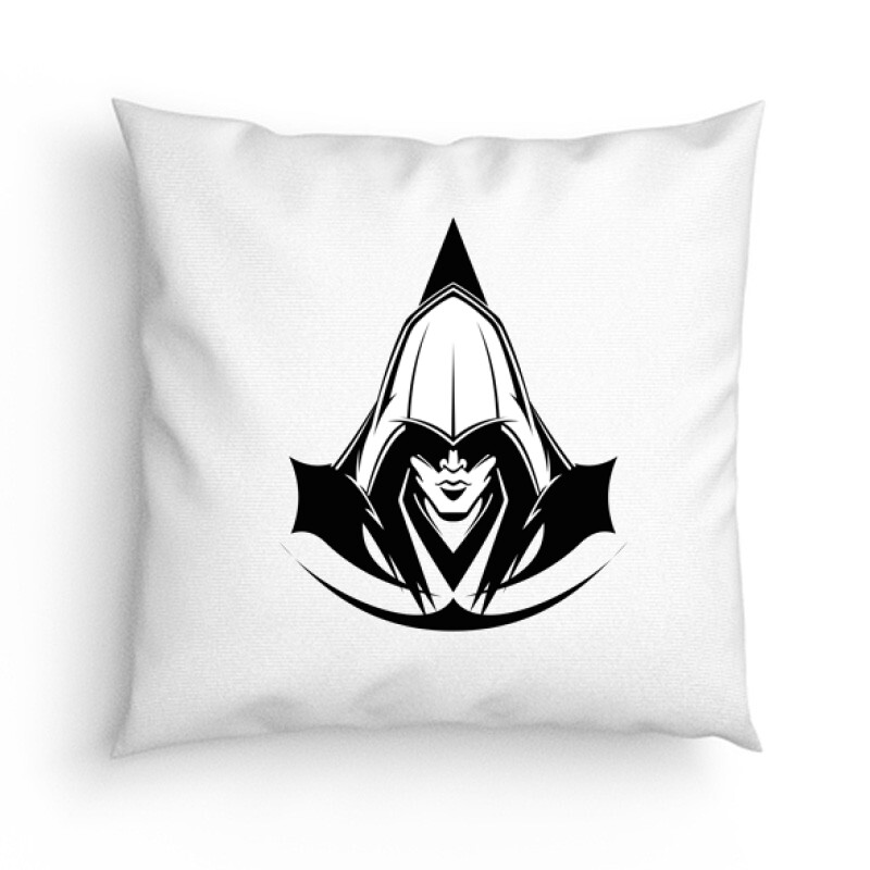 Assassins Creed Face Párna