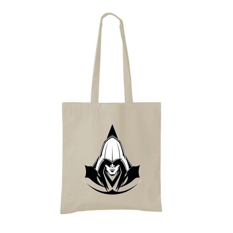 Assassins Creed Face Bevásárló Táska