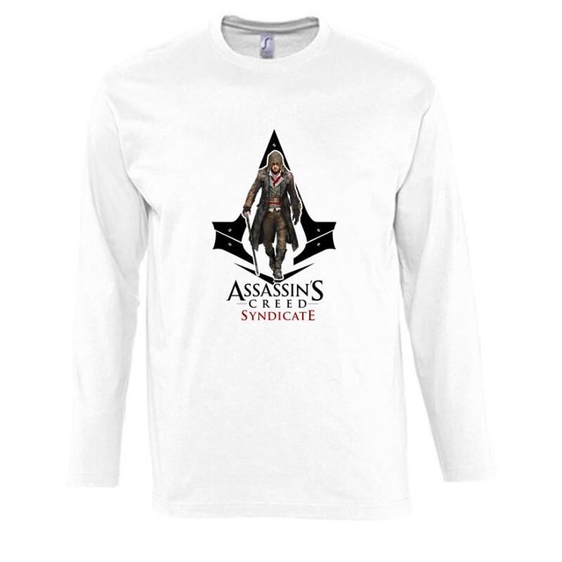 Assassin's Creed Syndicate Hosszú Ujjú Póló