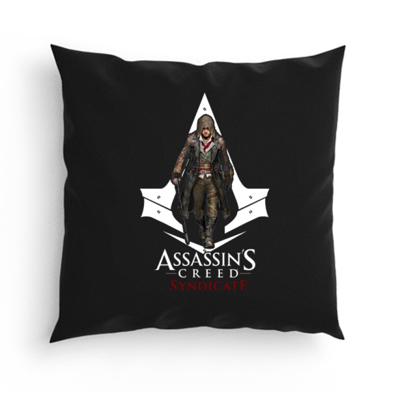 Assassin's Creed Syndicate Párna