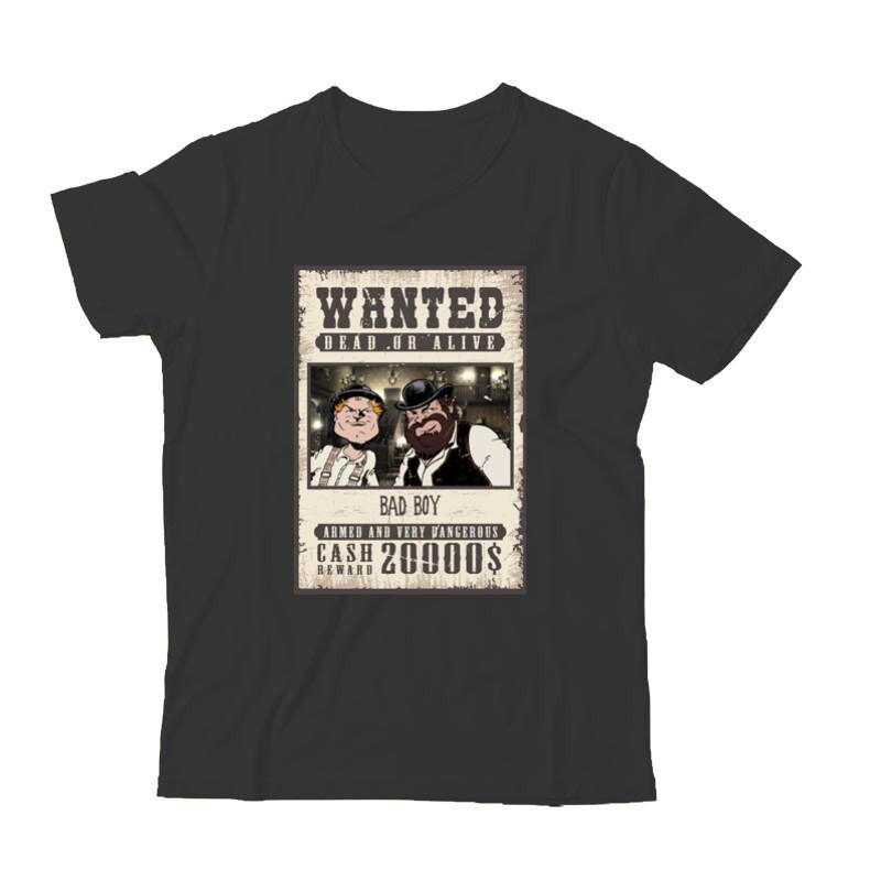 Bad Boy Wanted Gyermek Póló