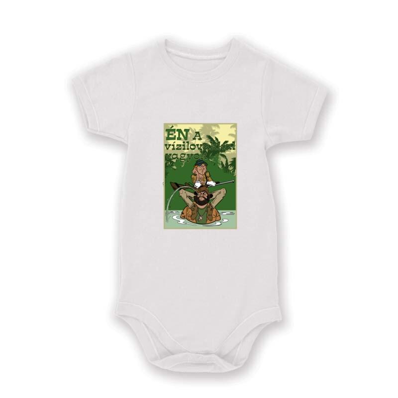 Én a vízilovakkal vagyok Baby Body