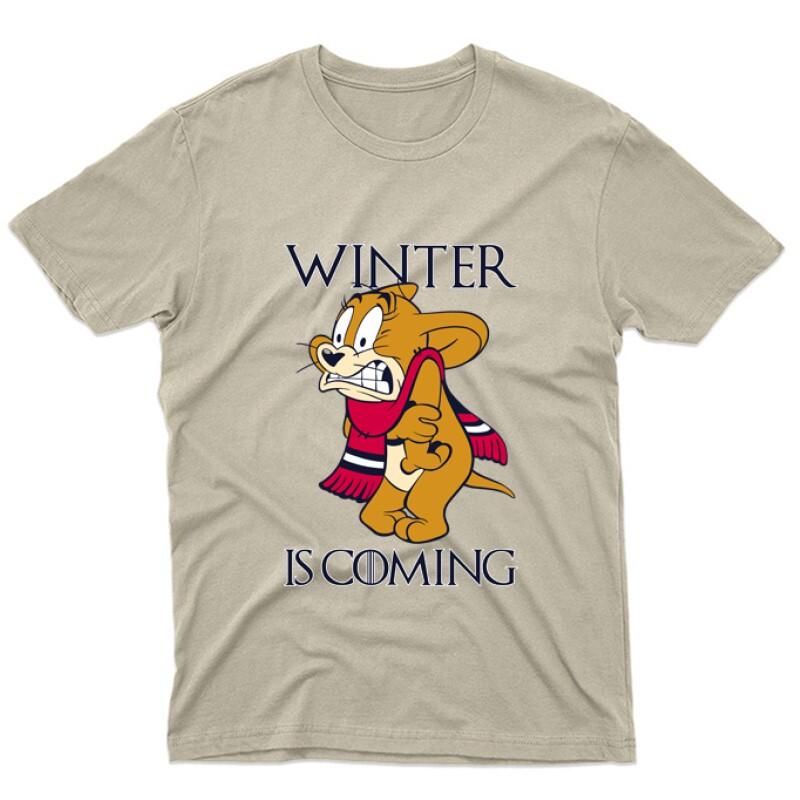 Winter is Coming Unisex Póló