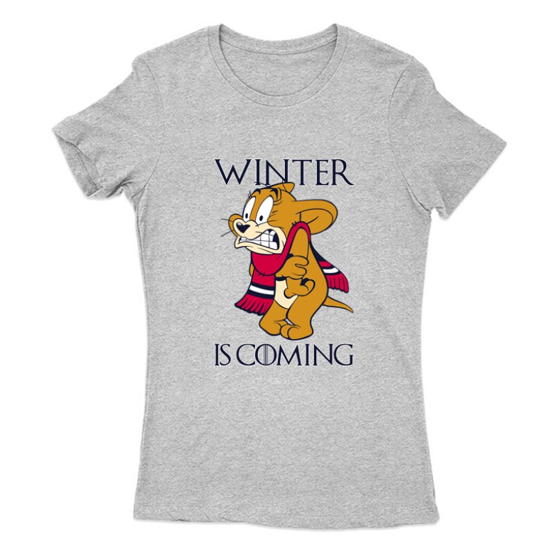 Winter is Coming Női Póló