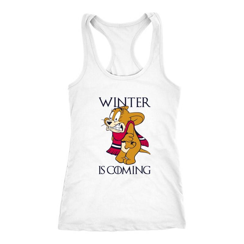 Winter is Coming Női Trikó