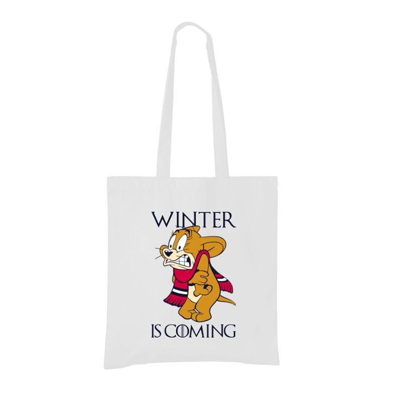 Winter is Coming Bevásárló Táska
