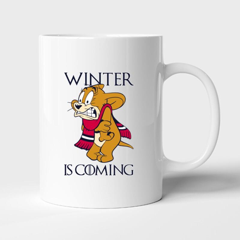 Winter is Coming Bögre