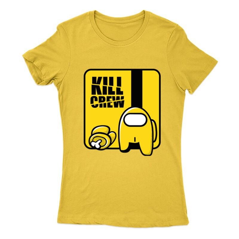 Kill Crew Among Női Póló
