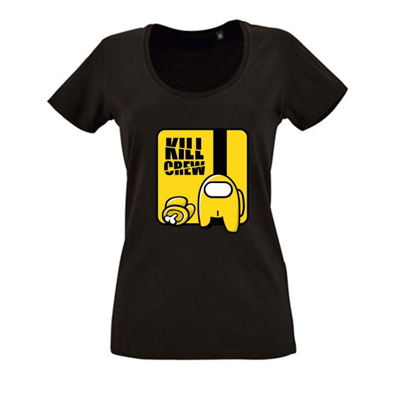 Kill Crew Among Női O Nyakú Póló