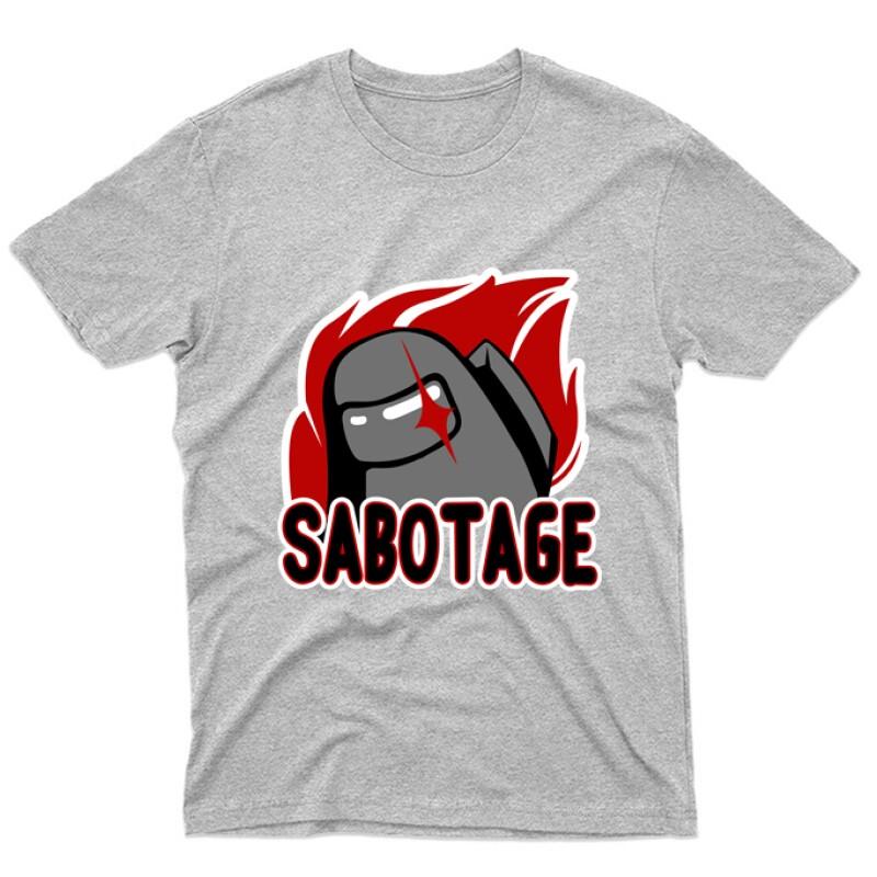 Sabotage Among Unisex Póló