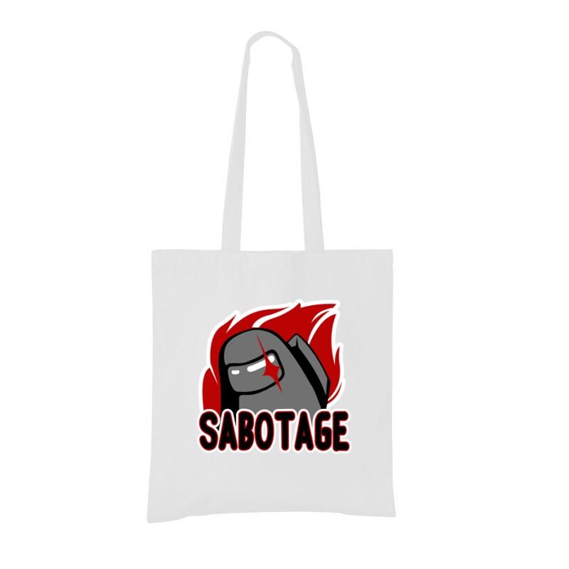 Sabotage Among Bevásárló Táska