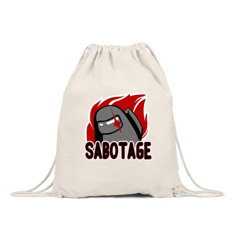 Sabotage Among Hátizsák
