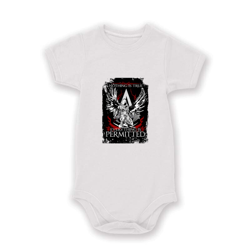 Nothing Is true Everything is permitted AC Baby Body